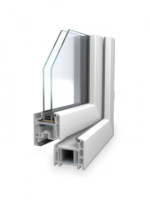 PVC-Fenster Softline 70mm