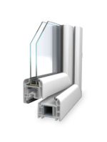 PVC-Fenster Swingline 70mm