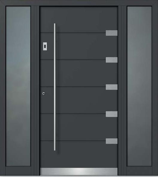 Bekannt Alu-Holz Haustür AH201, 2.980,00 €, TFL PLUS-Türen und Fenster MT56