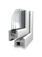 PVC-Fenster Softline 82mm